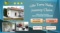 JEANROY Claire  / N°20846